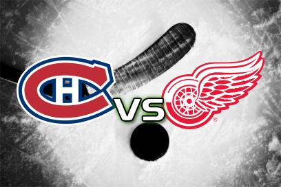 Montreal Canadiens - Detroit Red Wings:  (AH: -1,5) 1