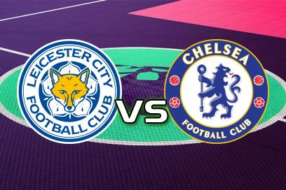 Leicester City - Chelsea:  1