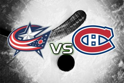 Columbus Blue Jackets - Montreal Canadiens:  2