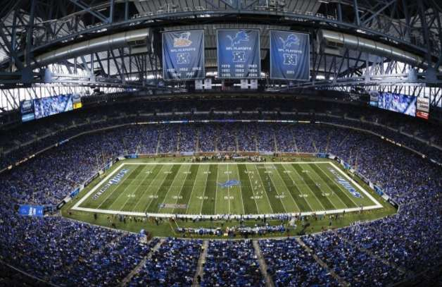 Ford Field Detroit
