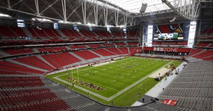 University of Phoenix Stadium Arizona Cardinals