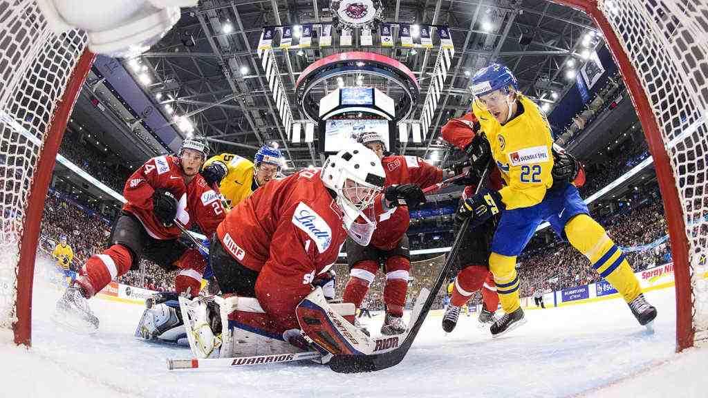 ishockey sverige kanada
